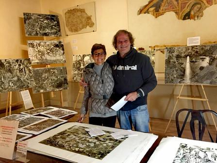 Cortona Exhibition // 2019