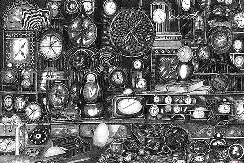 THE CLOCK MAKER