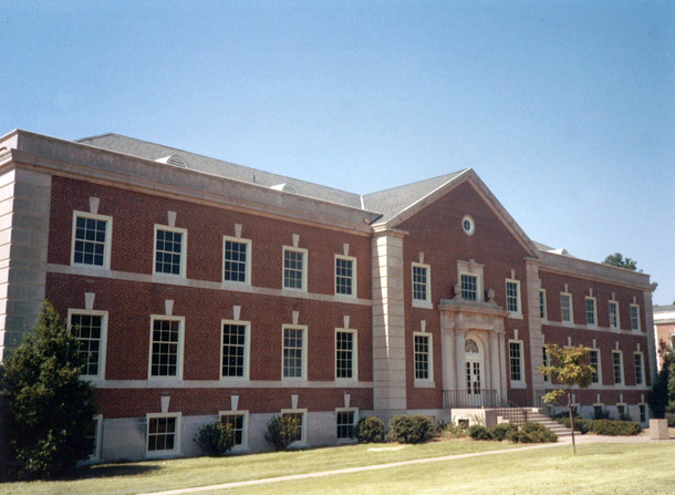 Auburn AG Engineering Building
