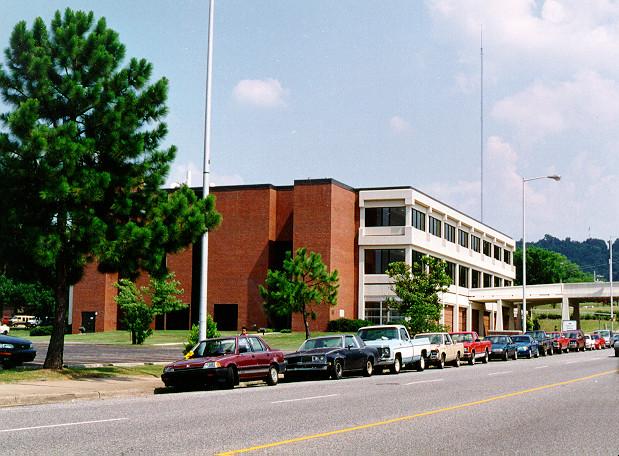 Univeristy of Alabama Science