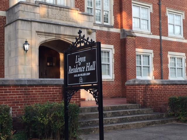 Huntingdon Ligon Hall