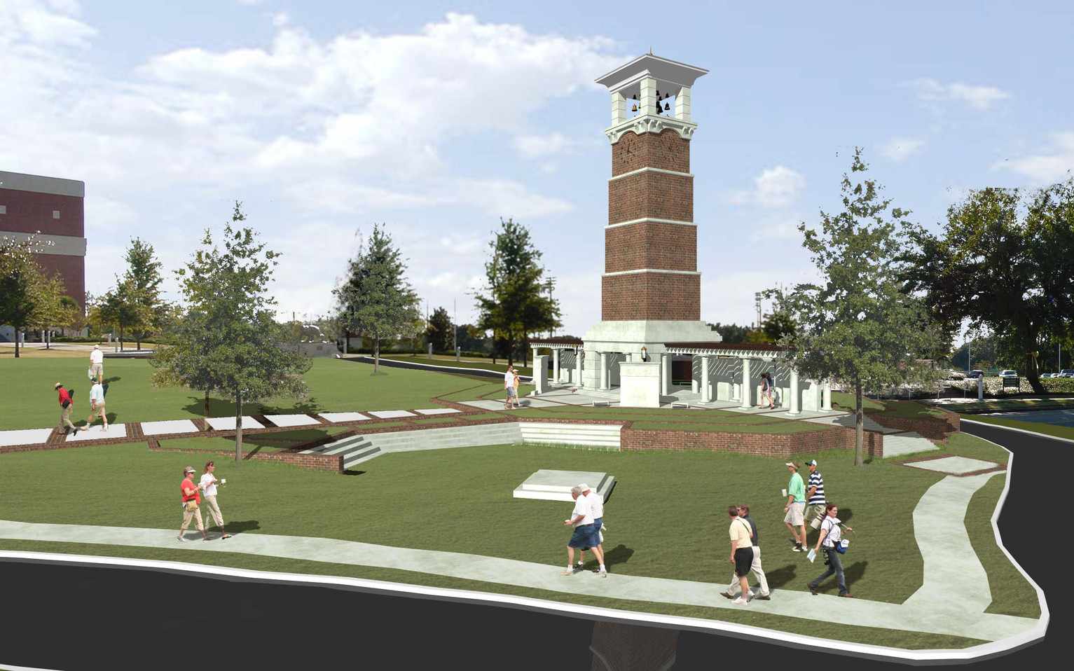University of South Alabama Tower