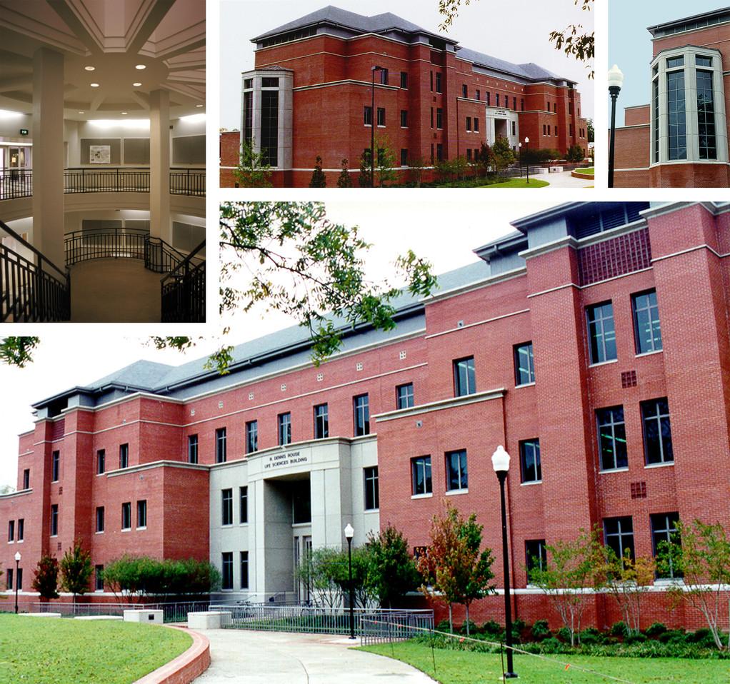 Auburn Life Sciences Building