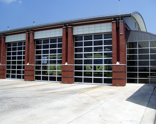 Dannelly Fire Station