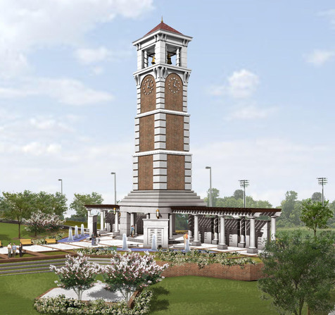 University of South Alabama Tower