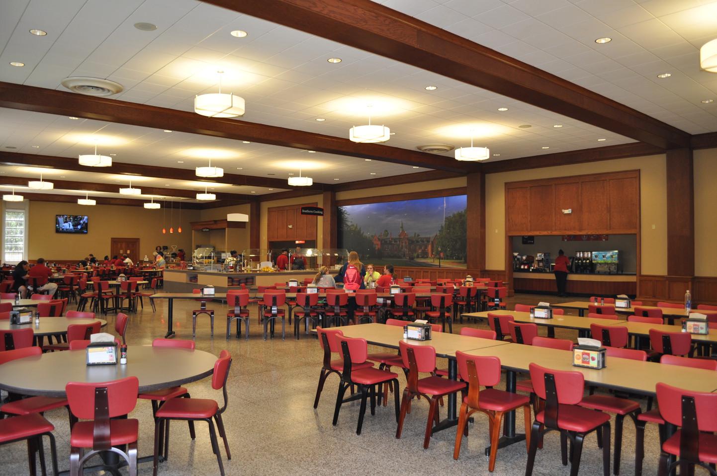 Huntingdon Cafe
