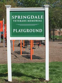 Springdale's Playground