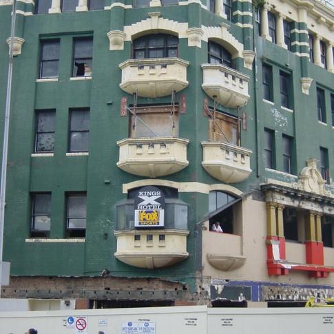 Kings Cross Hotel Heritage Restotarion 01