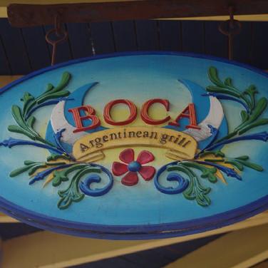 Boca Signage