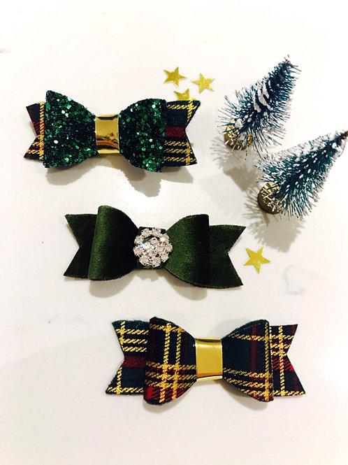 Green Christmas Collection