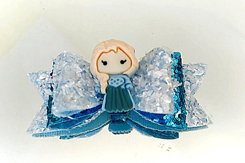 Frozen Elsa Bow