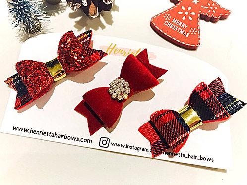Christmas Reds Set