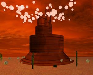 3D world - Desert