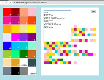 Color Cipher