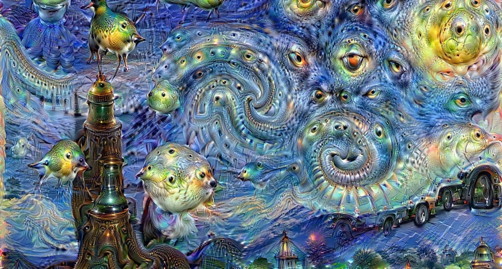 Deep Dream Generator