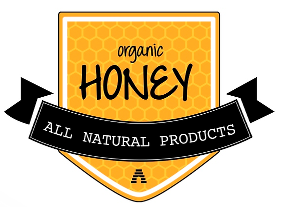 8 ounces of All Natural SC Organic Honey