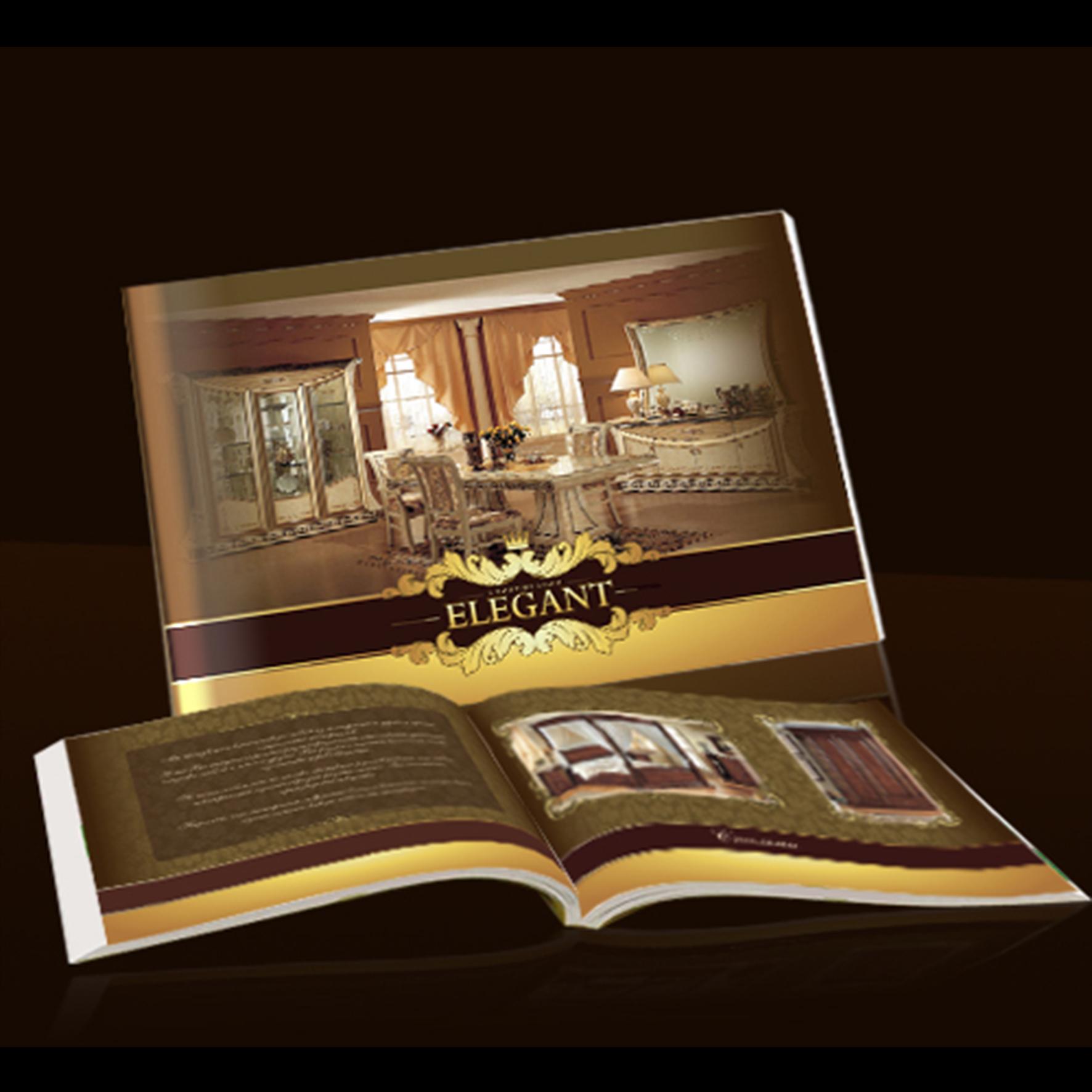 каталог для мебельной компании