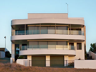 Residential property in Geraldton with concrete formwork by MFC