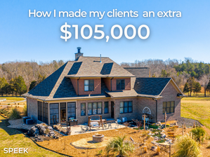 How Will Hedrick made his clients $105,000: 356 Baltimore Trails Ln