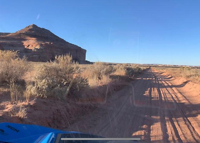 Levi Well Road Moab