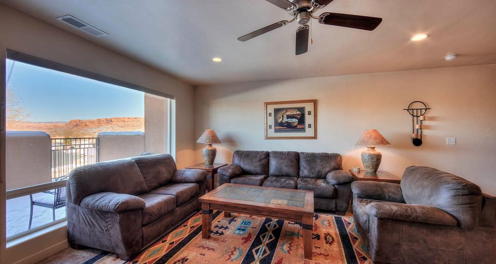 Living Room, Moab Vacation Rentals