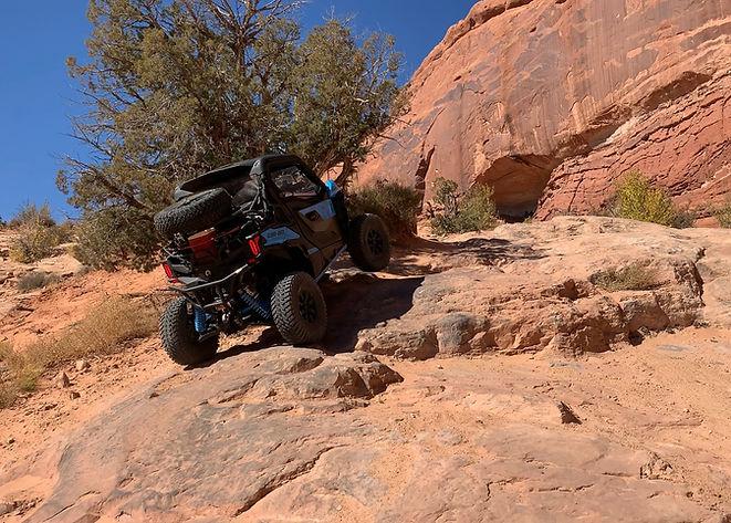 Lone Mesa Wipeout Hill