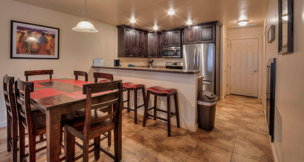 vrbo with large kitchen Moab ut
