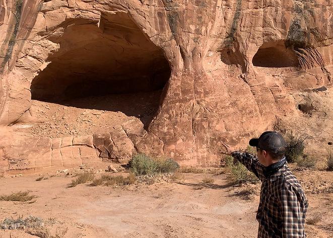 archaeological sites in utah tenmile