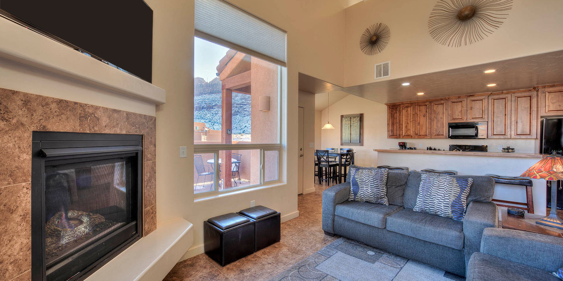 oustanding views moab townhome