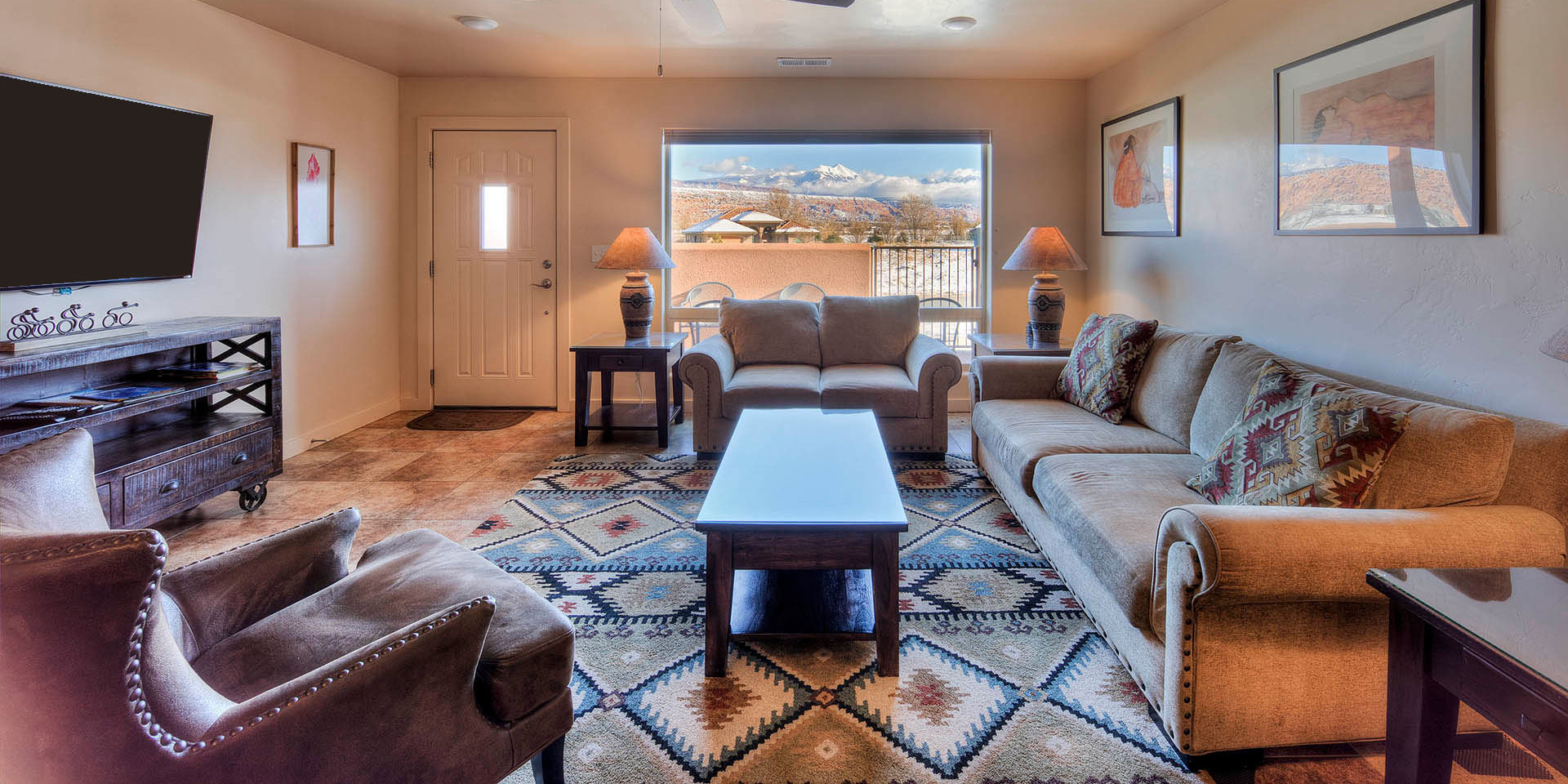 Moab vacation rental