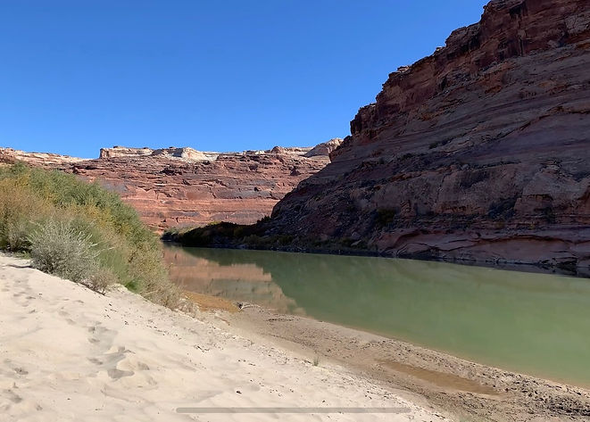 Trails with access to Green River