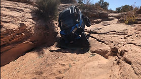 Wipeout Hill Moab