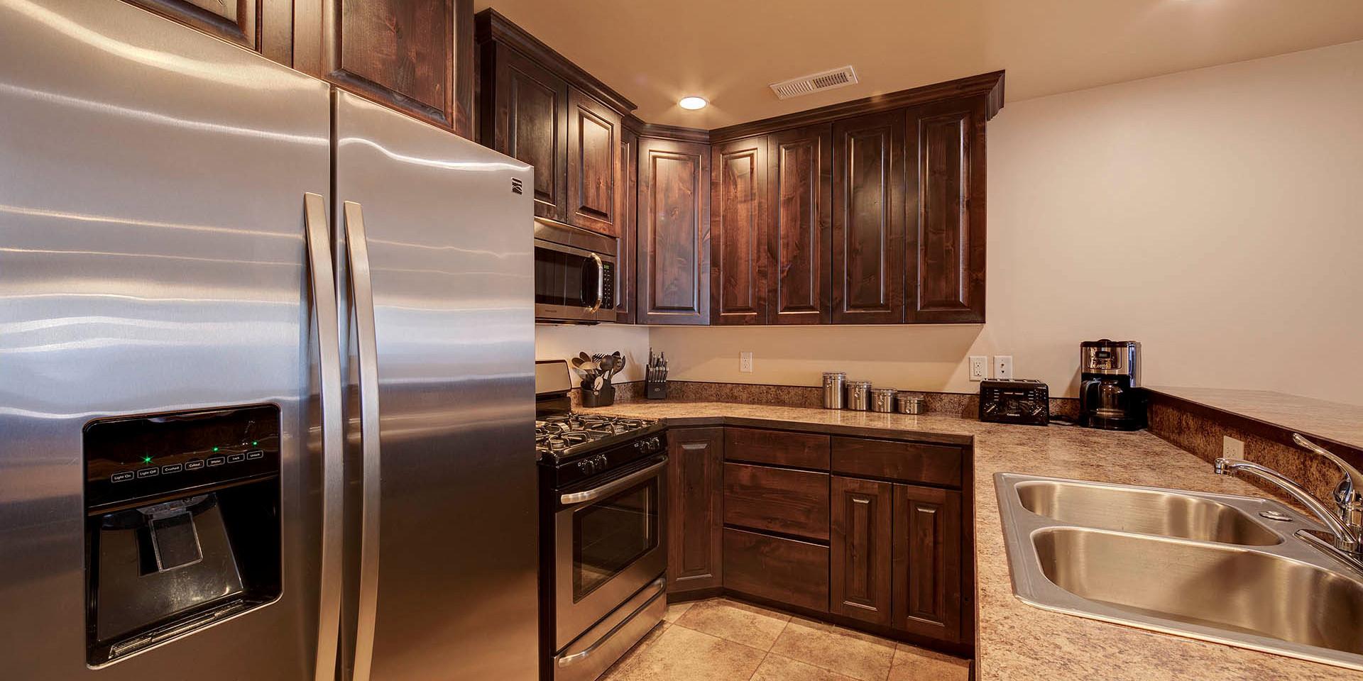 Kitchen Vacation Rental Moab