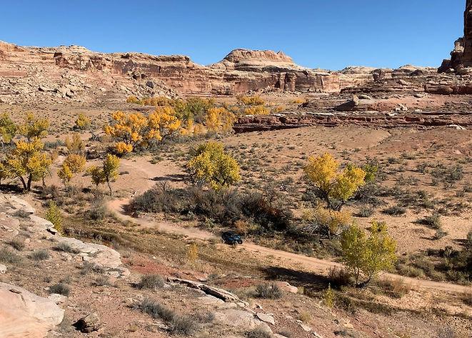 10 mile canyon atv trail