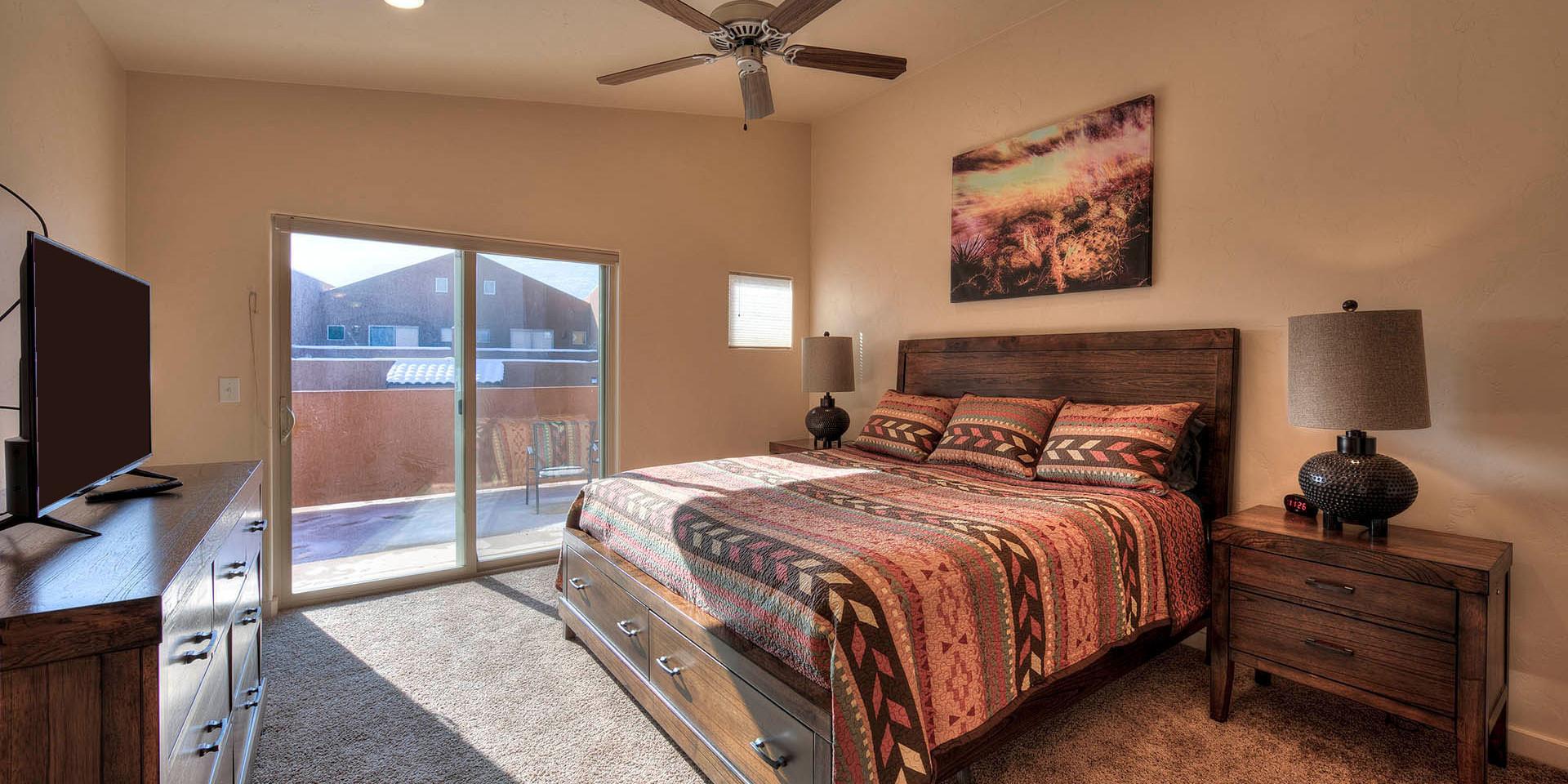 King Master Bedroom Moab