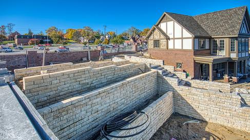 retaining walls-landscape design