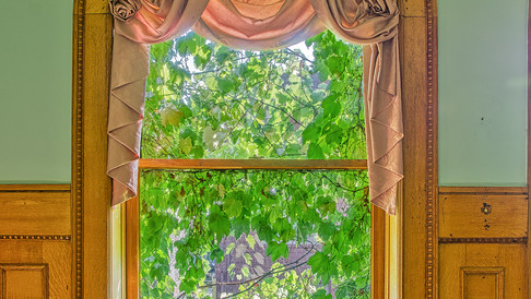 office window arch