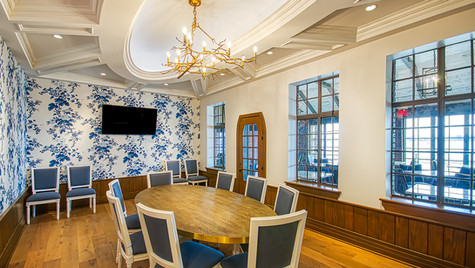 private dining & meeting rm