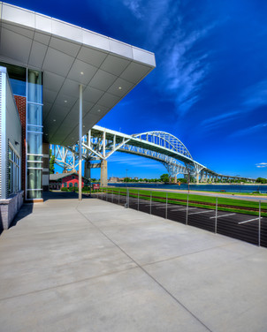 Blue Water Convention Center