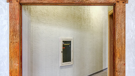main dining rm entranceway detail