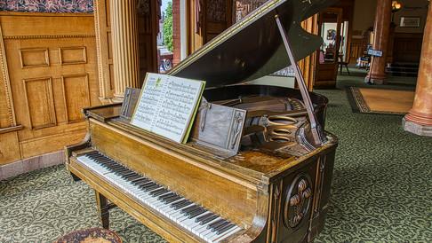 Bush & Lane piano