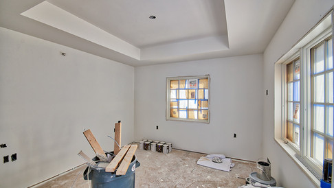 cottage three riverview bedroom - with primer