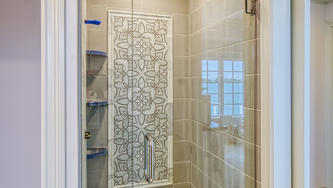 cottage one master shower