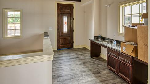 cottage two flooring upper level - foyer