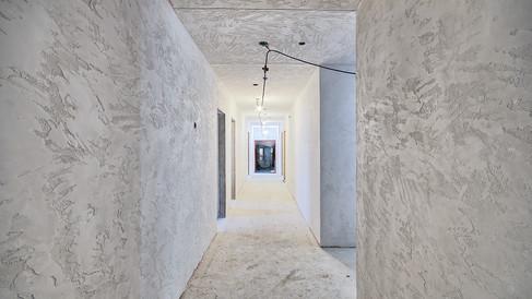 main structure 1st fl hall texture