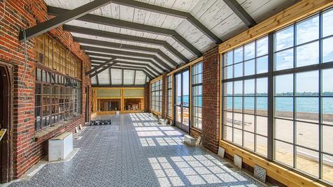 N porch flooring