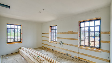 main structure Rm 265 new windows