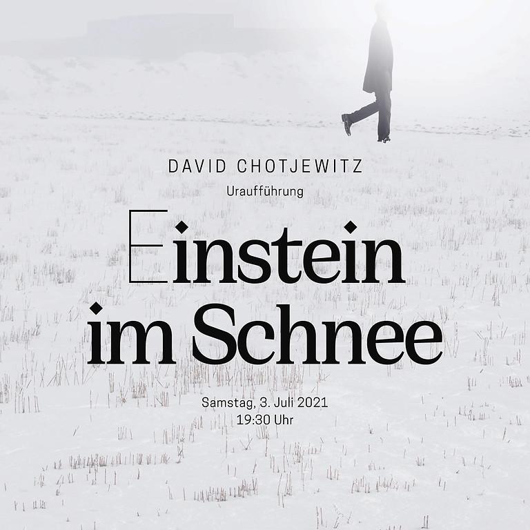 Einstein im Schnee PREMIERE (UA)