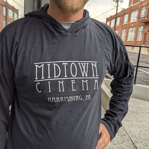 Midtown Cinema Classic Logo - Hooded T-Shirt