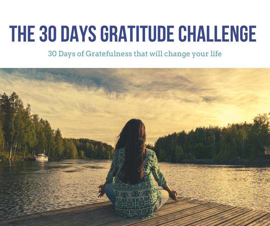 30 days of gratefulness